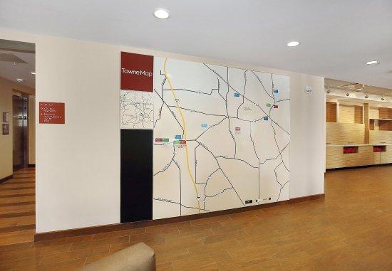 Mercer, Πενσυλβάνια: TowneMap