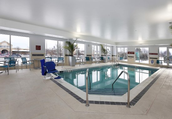 Mercer, Pensilvania: Indoor Pool