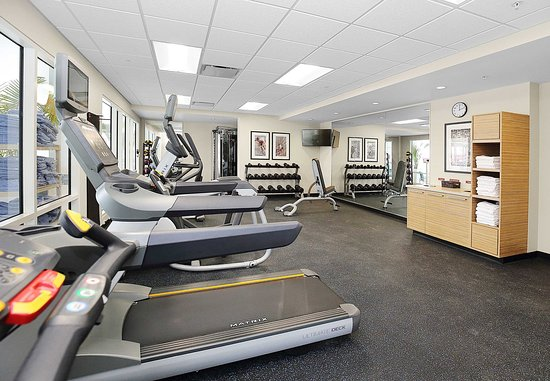 Mercer, PA: Fitness Center