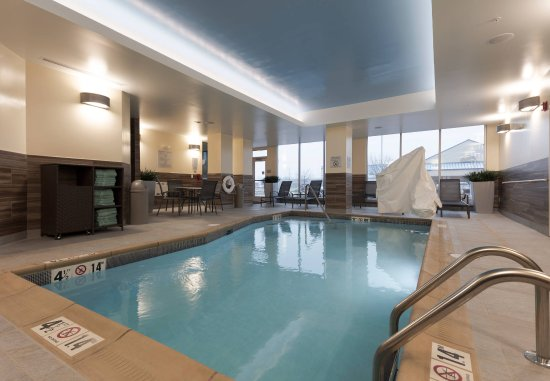 Chillicothe, OH: Indoor pool