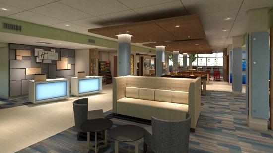 Addison, TX: Lobby Lounge