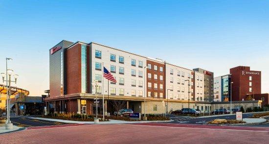 Φόξμπορο, Μασαχουσέτη: Hotel Exterior