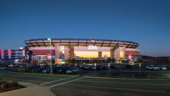 Φόξμπορο, Μασαχουσέτη: Gilette Stadium