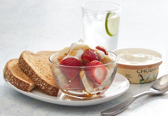 Эланд, Вирджиния: A Healthy Start with Chobani® Yogurt