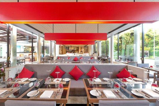 Angsana Villas Resort Phuket: Panache Restaurant