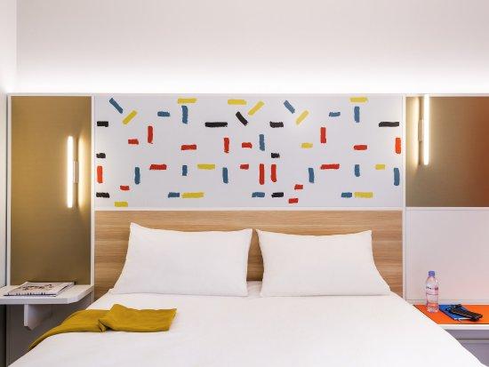 Guyancourt, Γαλλία: Guest Room