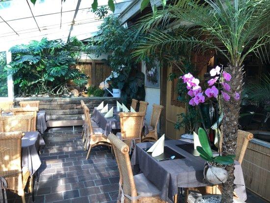 Hilterfingen, Schweiz: Thai Garden Mikado