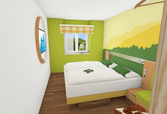Piding, Allemagne : Standard Twin Room