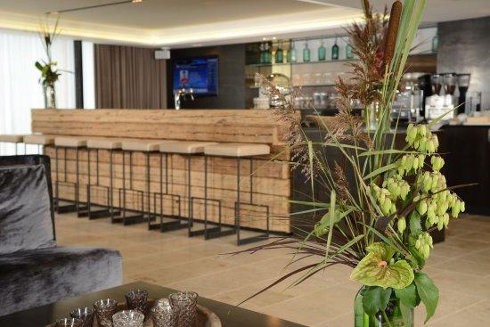 Hotel am Badersee: Bar/Lounge