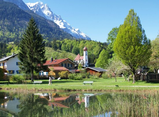 Hotel am Badersee: Property area image
