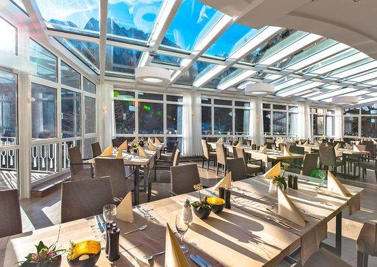 Hotel am Badersee: Restaurant