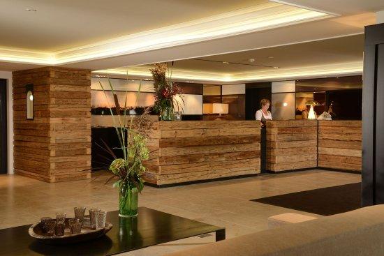 Hotel am Badersee: Lobby