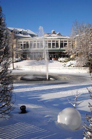 Halle Westfalen, Allemagne : Winter image