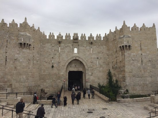 Photo of Monument / Landmark Damascus (Shechem) Gate at רחוב סולטאן סולימאן, Jerusalem 9760500, Israel