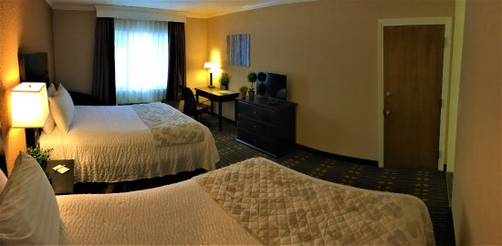 Boonville, NY: Deluxe Double Room