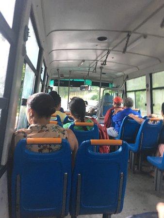 Victoria, Seychelles: Bus