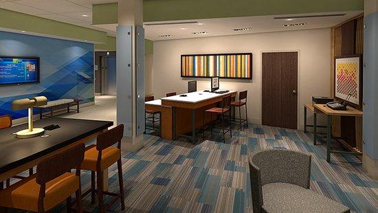 Brookshire, TX: Business Center
