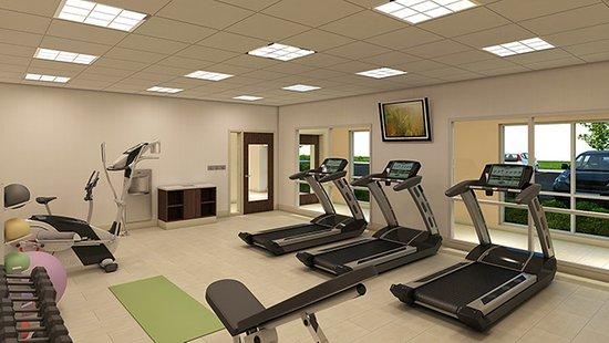 Brookshire, TX: Fitness Center