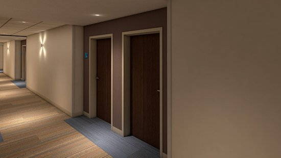 Brookshire, TX: Hallway