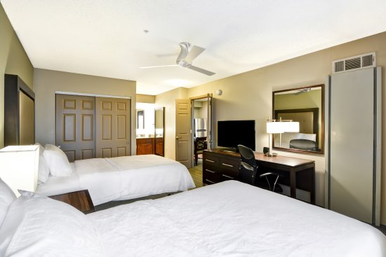 Beaverton, Oregón: Suite Bedroom