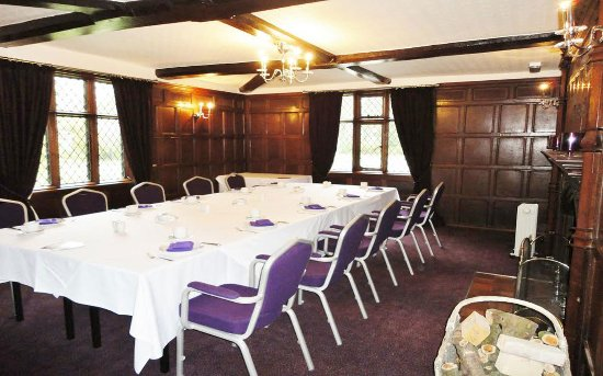 Maesmawr Hall Hotel: Meeting