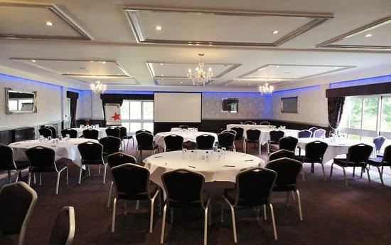 Caersws, UK: Conference