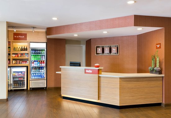 Front Desk at TownePlace Suites by Marriott Cookeville