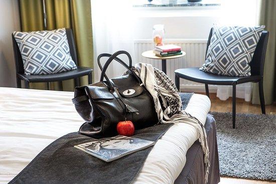 Orebro, Sweden: Superior single room