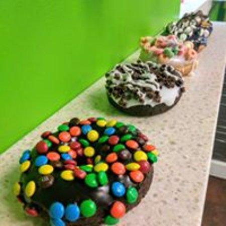 Big Rapids, MI: Crazy Donuts