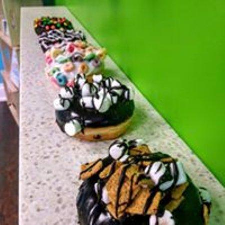 Big Rapids, MI: Donuts!