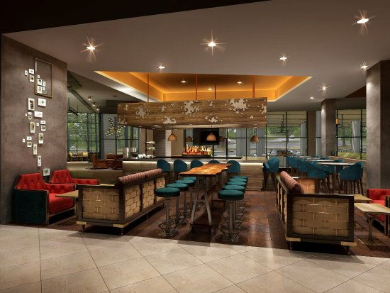 ไบรอัน, เท็กซัส: Bar Lounge
