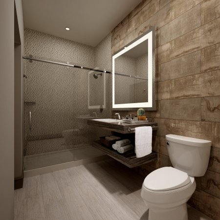 ไบรอัน, เท็กซัส: Guest Bath