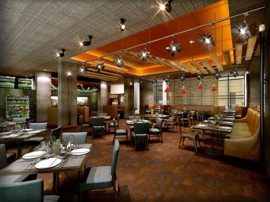 Bryan, TX: Restaurant