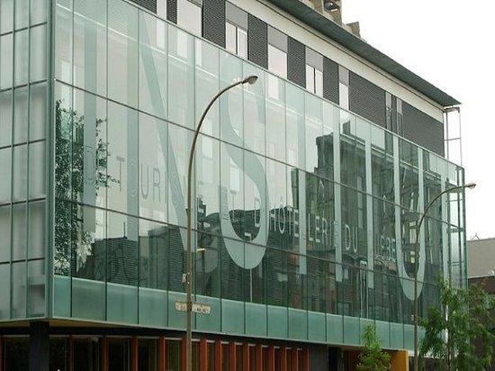 Hotel de l'ITHQ: Exterior