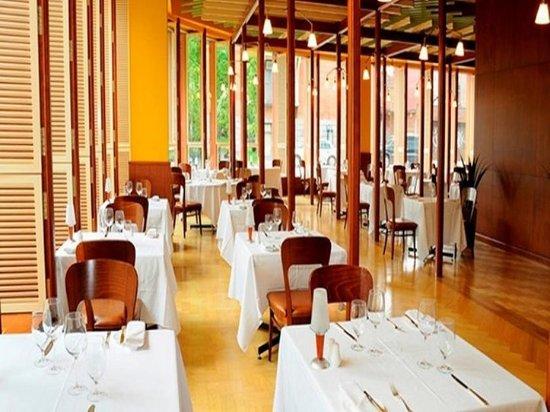 Hotel de l'ITHQ: Restaurant