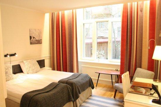 Hotel Poseidon : Standard Twinroom