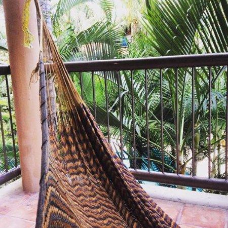 Hotel El Tukan: De hangmat op ons terras