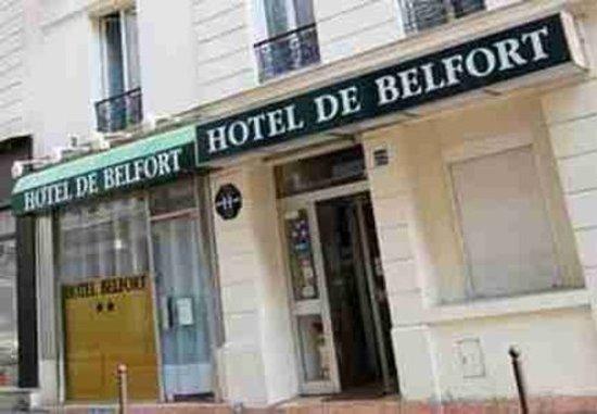 Hotel de Belfort: Exterior