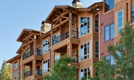 Northstar Lodge by Welk Resorts: Exterior Building Detail
