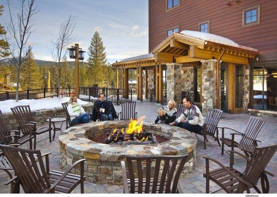Northstar Lodge by Welk Resorts: Exterior Firepit