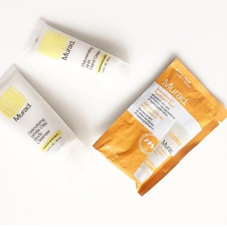Geneva, IL: You can find these Murad skincare products and more for sale at Massage Envy