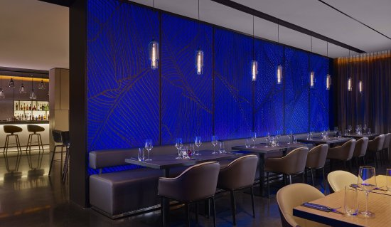 Westway Bar Kitchen - Picture of Park Plaza London Park Royal ...