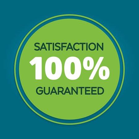 Morgan Hill, Californien: Satisfaction Guarantee