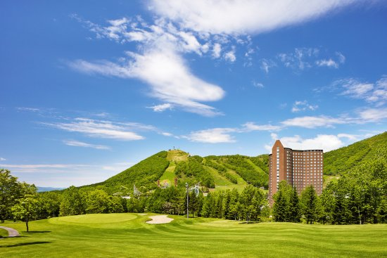 Rusutsu-mura, Japan: Summer Golf