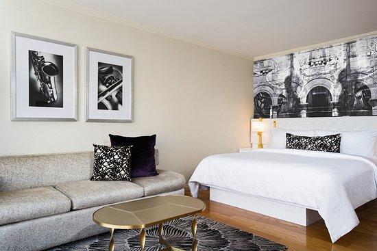 Avenue of the Arts Costa Mesa, a Tribute Portfolio Hotel: King Standard