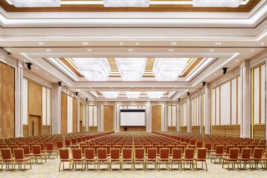 Heyuan, China: Theater Ballroom