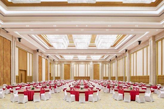 Heyuan, China: Chinese Banquet Ballroom