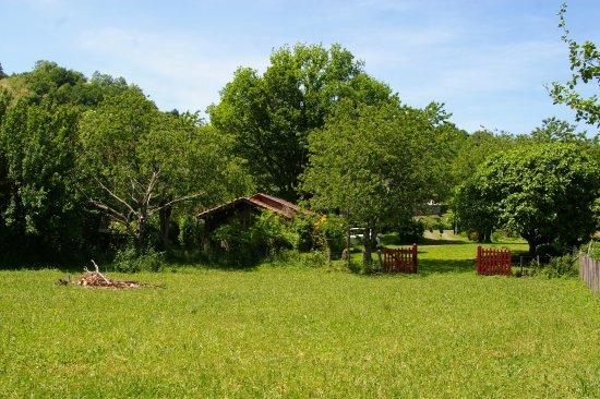 Itxassou, Francia: jardin