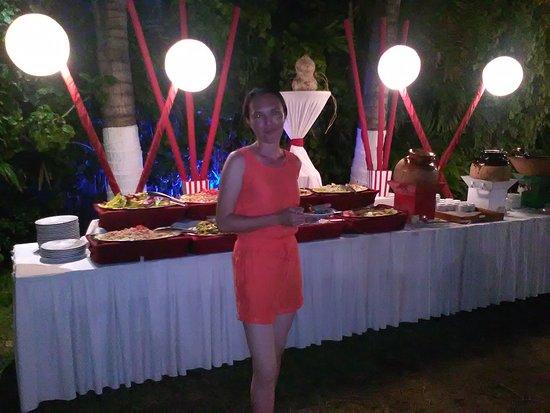 Emporio Ixtapa: Noche mexicana