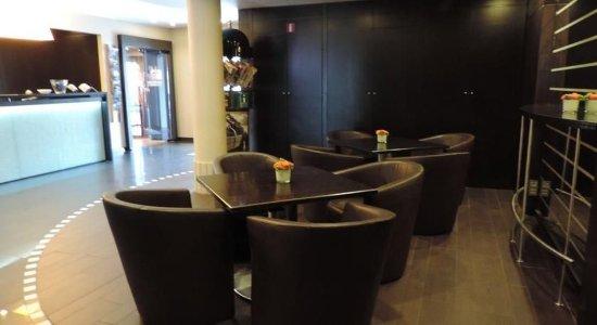 Groot-Bijgaarden, Belgium: Lobby